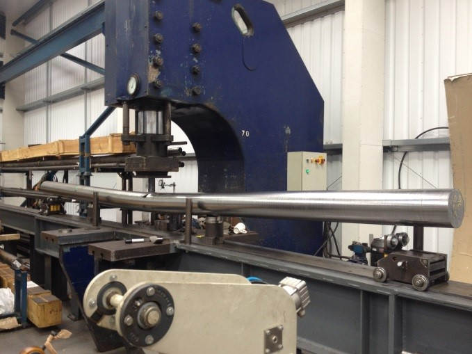 M Precision Grinding straightening machinery